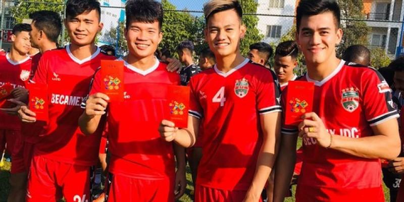Becamex Binh Duong은 2020 년 시즌을 기대합니다. 청소년과 함께 '제국'복원