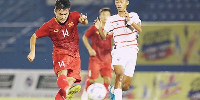 Thắng dễ Campuchia, U20 Việt Nam vào chung kết BTV Cup 2019