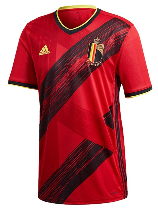 Belgium national team shirt at home