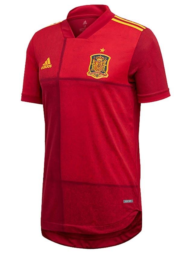 Áo đội tuyển Tây Ban Nha sân nhà